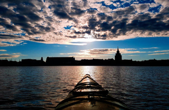 Kayaking In Riga Activity | ExperienceBaltics.com