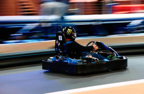 Riga Indoor Go-Karting Activity | ExperienceBaltics.com